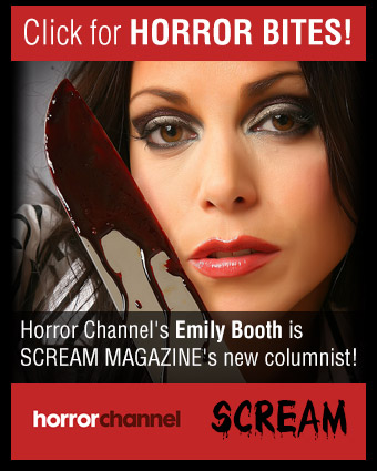 Horror Bites Exclusive to Scream Horror Magazine