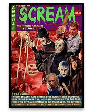 Scream Horror Magazine Annual 2011