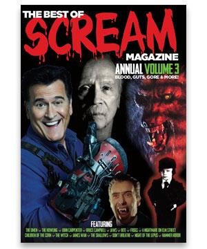 SCREAM MAGAZINE 'Best Of' Annual Volume #3