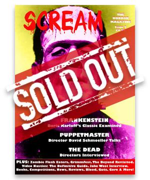 Scream Horror Magazine Issue 2