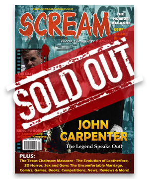 Scream Horror Magazine Issue 4
