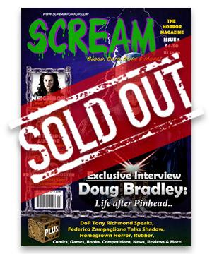 Scream Horror Magazine Issue 5