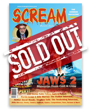 Scream Horror Magazine Issue 8
