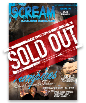 Scream Horror Magazine Issue 10