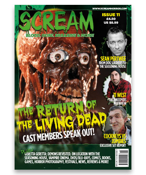 Scream Horror Magazine Issue 11