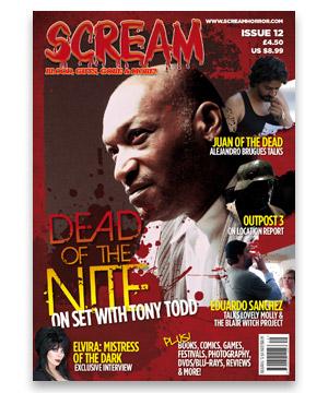 Scream Horror Magazine Issue 12