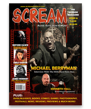 Scream Horror Magazine Issue 13