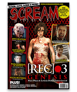 Scream Horror Magazine Issue 14