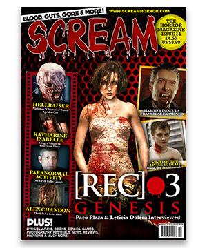 Scream Horror Magazine Issue 14