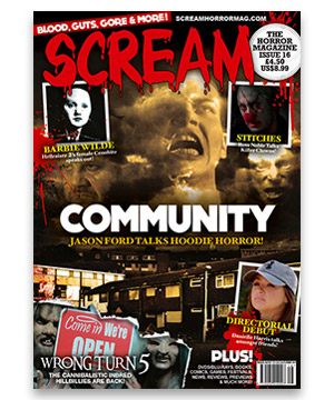 Scream Horror Magazine Issue 16