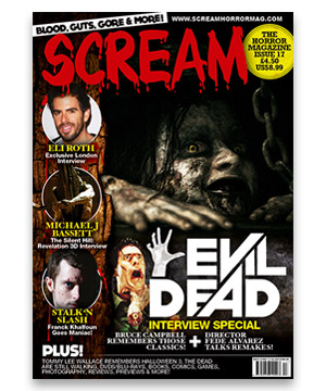 Scream Horror Magazine Issue 17