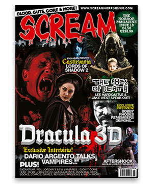 Scream Horror Magazine Issue 18