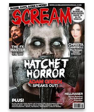 Scream Horror Magazine Issue 19