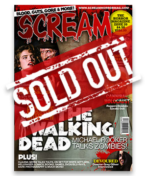 Scream Horror Magazine Issue 20
