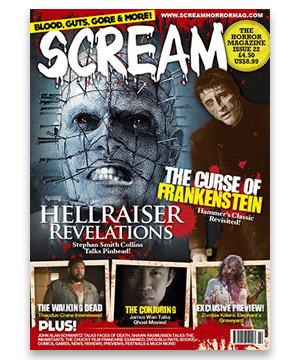 Scream Horror Magazine Issue 22