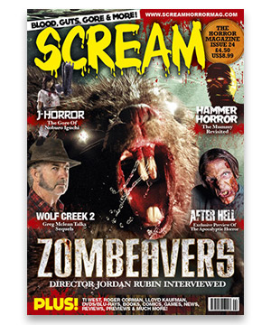 Scream Horror Magazine Issue 24
