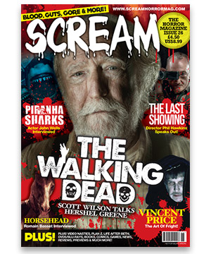 Scream Horror Magazine Issue 26