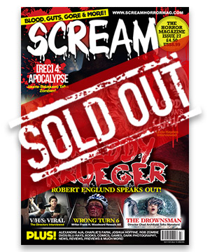 SCREAM Magazine Issue 27