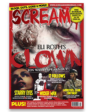Scream Horror Magazine Issue 29