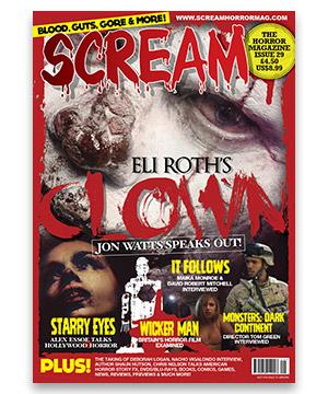 SCREAM Magazine Issue 29