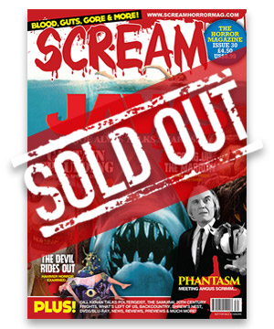 Scream Horror Magazine Issue 30