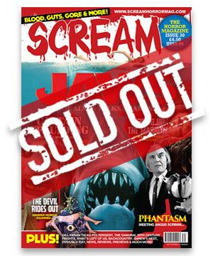 Scream Horror Magazine Issue 30