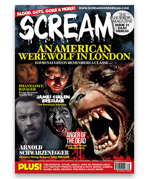 SCREAM Magazine Issue 31