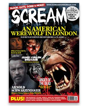 SCREAM Magazine Issue 31