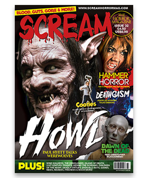 Scream Horror Magazine Issue 32