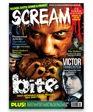 SCREAM Magazine Issue 33