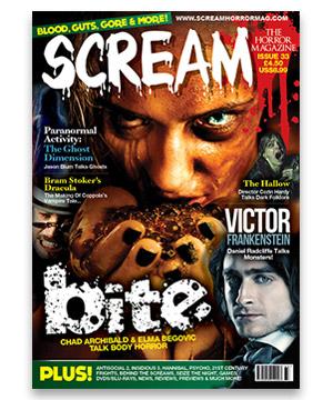 SCREAM Magazine Issue 33