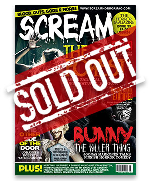 SCREAM Magazine Issue 35