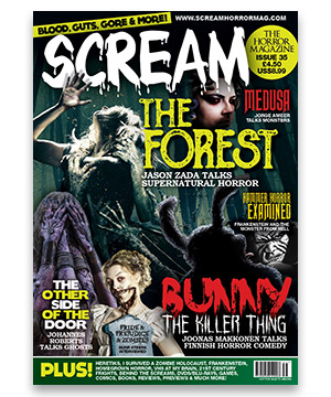 SCREAM Magazine Issue 35