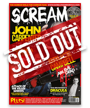 SCREAM Magazine Issue 39