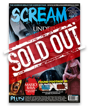 Scream Horror Magazine Issue 40