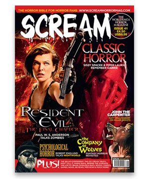 SCREAM Magazine Issue 41