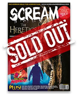 Scream Horror Magazine Issue 42