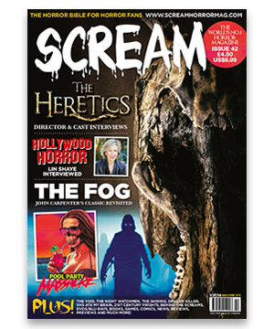 Scream Horror Magazine Issue 42