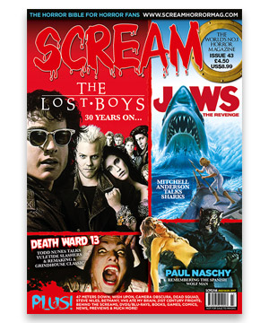 Scream Horror Magazine Issue 43