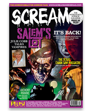 Scream Horror Magazine Issue 44