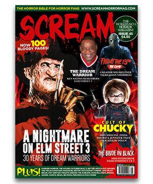 Scream Horror Magazine Issue 45