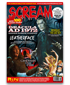 Scream Horror Magazine Issue 46