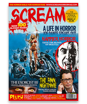 SCREAM Magazine Issue 47