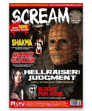 Scream Horror Magazine Issue 48