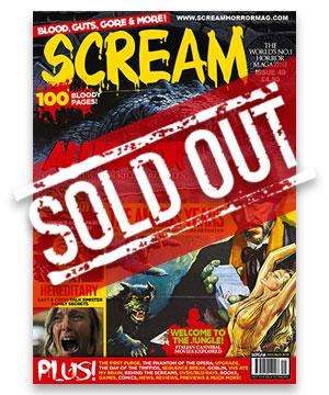 Scream Horror Magazine Issue 49