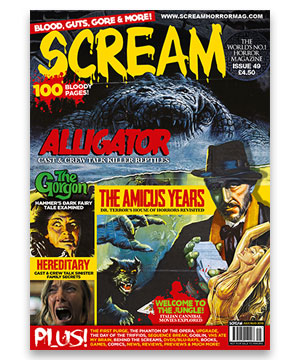 SCREAM Magazine Issue 49