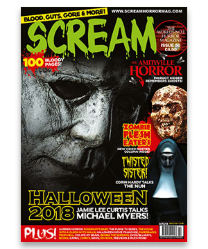 Scream Horror Magazine Issue 50