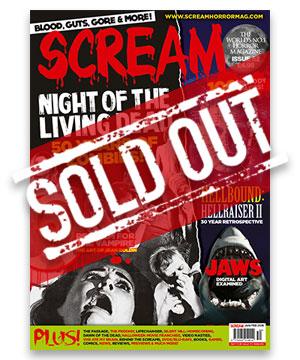 Scream Horror Magazine Issue 52