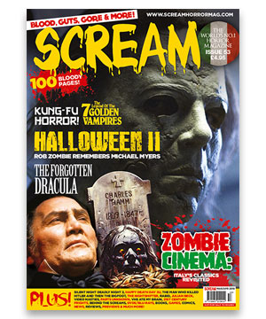 Scream Horror Magazine Issue 53