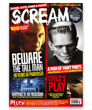 Scream Horror Magazine Issue 54